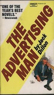 Cover of 'The Advertising Man'