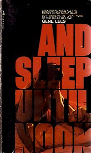 Cover of U.S. paperback edition of 'And Sleep Until Noon'