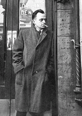 Benjam Appel, around 1955
