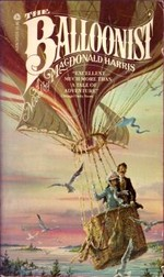 Cover of U.S. paperback edition of 'The Balloonist'