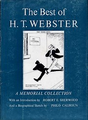 Cover of 'The Best of H. T. Webster'