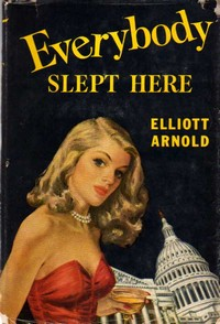 Cover of first U.S. edition of 'Everybody Slept Here'