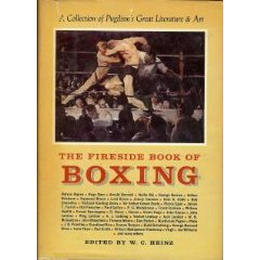 Cover of the 'Fireside Book of Boxing'