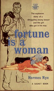 Cover of first edition of 'Fortune is a Woman'