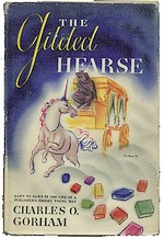 Cover of first U.S. edition of 'The Gilded Hearse'