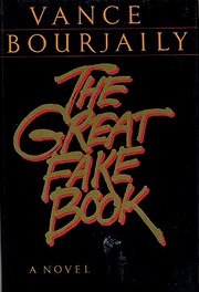 Cover of first U.S. edition of 'The Great Fake Book'