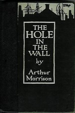 Cover of early UK edition of 'The Hole in the Wall'