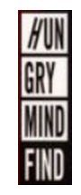 Hungry Mind Find logo