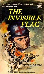 Cover of first U.S. paperback edition of 'The Invisible Flag'