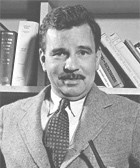 Malcolm Cowley, around 1940