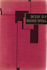 Cover of the first U.S. volume of 'Men of Good Will'
