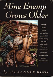 The 'controversial' cover of 'Mine Enemy Grows Older'
