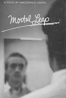 Cover of first U.S. edition of 'Mortal Leap'