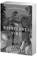 Cover of new Harper Perennial reissue of 'The Moonflower Vine'