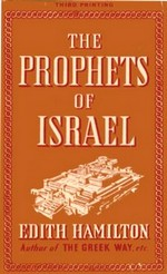 Cover of the first U. S. edition of 'The Prophets of Israel'