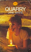 Cover of UK paperback edition of 'Quarry'