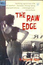 Cover of paperback edition of 'The Raw Edge'