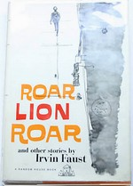 Cover of first U.S. edition of 'Roar Lion, Roar'