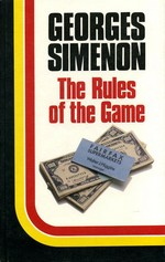 Cover of UK paperback edition of 'The Rules of the Game'