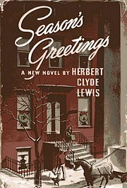 Cover of first U.S. edition of 'Season's Greetings'
