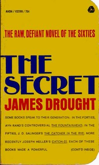 Cover of Avon paperback edition of 'The Secret' by James Drought