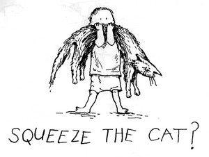 Squeeze the Cat