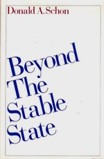 Cover of first U. S. edition of 'Beyond the Stable State'