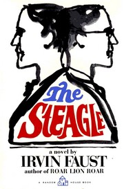 Cover of first U.S. edition of 'The Steagle'