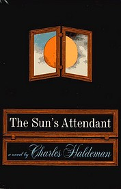 Cover of first U.S. edition of 'The Sun's Attendant'