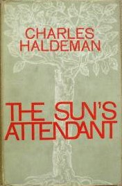 Cover of first U.K. edition of 'The Sun's Attendant'