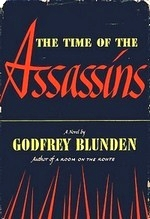 Cover of first U.S. edition of 'The Time of the Assassins'
