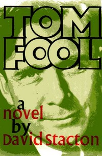 Cover of UK first edition of 'Tom Fool'