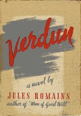 Cover of the first U.S. volume of 'Verdun'