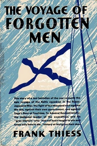 Cover of the first U.S. edition of 'The Voyage of Forgotten Men'