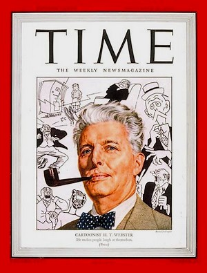 Cover of Time magazine, 26 November 1945