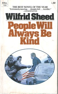 Cover of Dell paperback edition of 'People Will Always Be Kind'