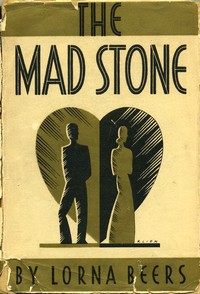 Cover of first U. S. edition of 'The Mad Stone'