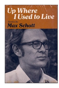 "Cover of ""Up Where I Used to Live"" by Max Schott"