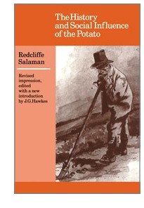 Cover of 'The History and Social Influence of the Potato, by Redcliffe N. Salaman'