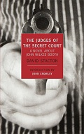 Cover of NY Review Books' reissue of Judges of the Secret Court