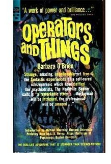 Cover of first US edition of 'Operators and Things'