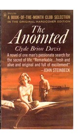 Cover of Popular Library edition of 'The Anointed'