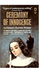 Cover of Popular Library edition of 'Ceremony of Innocence'