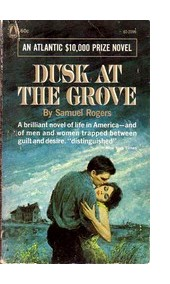 Cover of Popular Library edition of 'Dusk at the Grove'