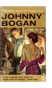 Cover of Popular Library edition of 'Johnny Bogan'