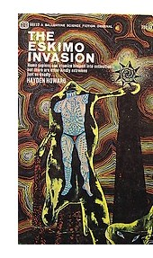 Cover of 'The Eskimo Invasion&#0