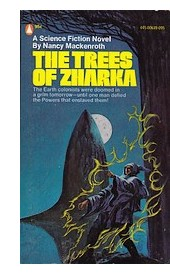 Cover of 'The Trees of Zharka'