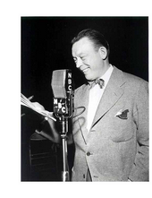 Fred Allen on the air for NBC