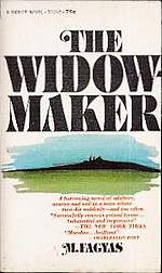 Cover of Dell paperback edition of 'The Widowmaker'
