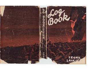 Cover of the U.S. edition of 'Log Book'